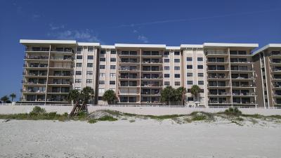 Ponce Inlet Condo/Townhouse For Sale: 4445 S Atlantic Avenue #106