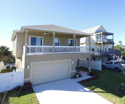 Flagler Beach Single Family Home For Sale: 2532 S Central Avenue