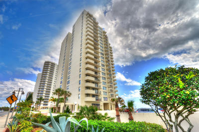 Daytona Beach Shores Condo/Townhouse For Sale: 2947 S Atlantic Avenue #1106