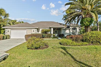 Palm Coast Single Family Home For Sale: 1 Warren Place
