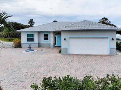 Ponce Inlet Single Family Home For Sale: 58 Bay Harbour Drive
