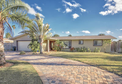 Ponce Inlet Single Family Home For Sale: 113 Old Carriage Road