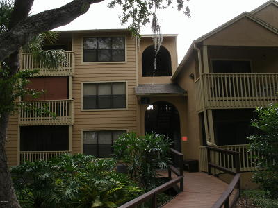 Daytona Beach Condo/Townhouse For Sale: 1401 S Palmetto Avenue #501
