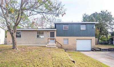 Daytona Beach Single Family Home For Sale: 1509 Culverhouse Drive