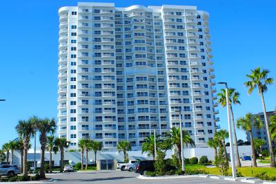 Daytona Beach Shores Condo/Townhouse For Sale: 2 Oceans West Boulevard #404
