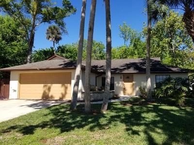 Holly Hill Single Family Home For Sale: 944 Alabama Avenue