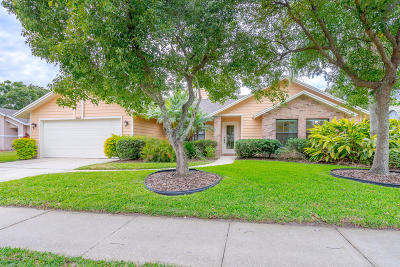Port Orange Single Family Home For Sale: 4043 S Waterbridge Circle