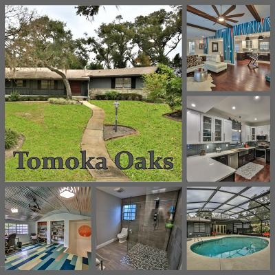 Tomoka Oaks Single Family Home For Sale: 77 N St Andrews Drive
