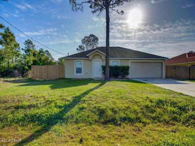 Palm Coast Single Family Home For Sale: 19 Roxboro Drive