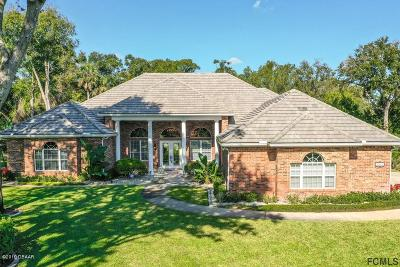 Ormond Beach Single Family Home For Sale: 1217 Kirkpatrick Circle