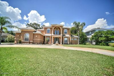 Ormond Beach Single Family Home For Sale: 18 Minnow Drive