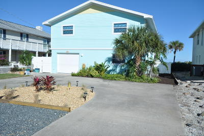 Flagler Beach Single Family Home For Sale: 2257 S Central Avenue