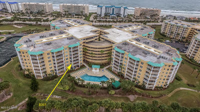 Ponce Inlet Condo/Townhouse For Sale: 4650 Links Village Drive #B301