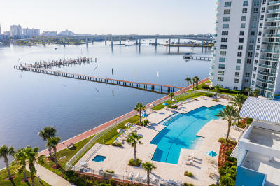 Volusia County Condo/Townhouse For Sale: 231 Riverside Drive #2401