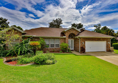 Ormond Beach Single Family Home For Sale: 34 Talaquah Boulevard