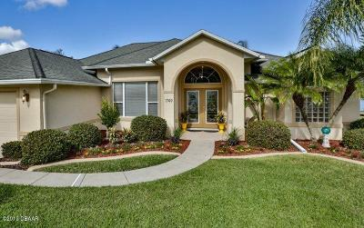 Port Orange Single Family Home For Sale: 1749 Creekwater Boulevard