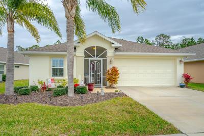 Port Orange Single Family Home For Sale: 1502 Areca Palm Drive