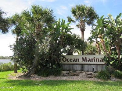 Flagler Beach Condo/Townhouse For Sale: 602 Ocean Marina Drive #602