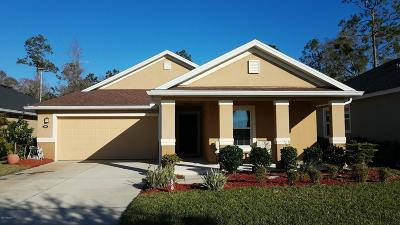 Daytona Beach Single Family Home For Sale: 605 Champion Ridge Drive