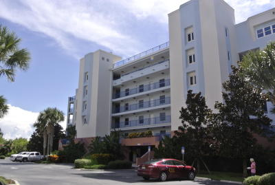 Volusia County Condo/Townhouse For Sale: 5300 S Atlantic Avenue #10207