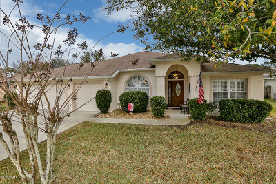 Ormond Beach Single Family Home For Sale: 88 Sounders Trail Circle