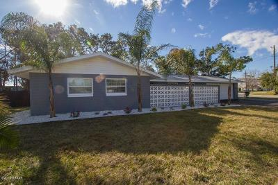 Ormond Beach Single Family Home For Sale: 88 Valencia Drive