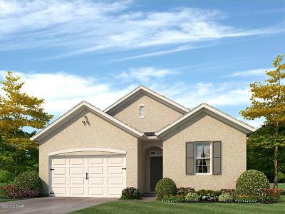 New Smyrna Beach Single Family Home For Sale: 2958 Gibraltar Boulevard