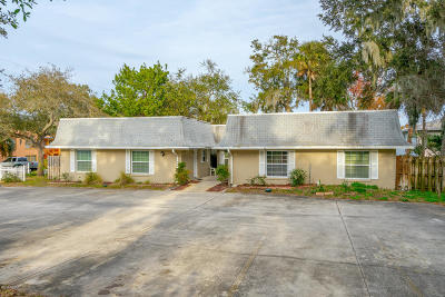 Daytona Beach Multi Family Home For Sale: 1119 Martha Drive