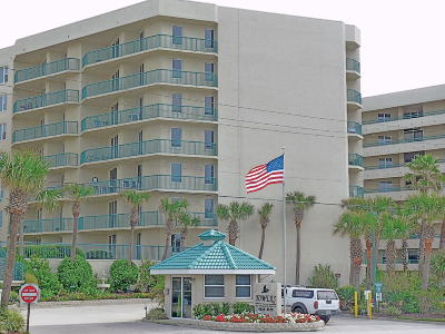 Ponce Inlet Rental For Rent: 4555 S Atlantic Avenue #4209