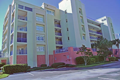 Volusia County Condo/Townhouse For Sale: 5300 S Atlantic Avenue #6507