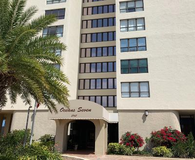 Daytona Beach Shores Condo/Townhouse For Sale: 2947 S Atlantic Avenue #401