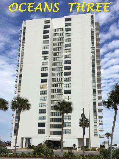 Daytona Beach Shores Condo/Townhouse For Sale: 3043 S Atlantic Avenue #1405