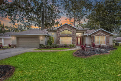 Ormond Beach Single Family Home For Sale: 83 Old Wiggins Lane