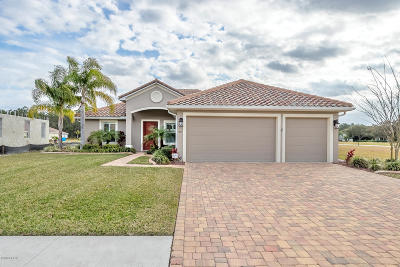 Ormond Beach Single Family Home For Sale: 29 Thornhill Chase Circle