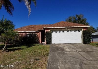 Deltona Single Family Home For Sale: 2649 Valmora Court