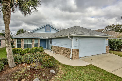 Daytona Beach Single Family Home For Sale: 105 Morning Dove Court