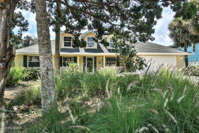 Flagler Beach Single Family Home For Sale: 617 Cumberland Drive