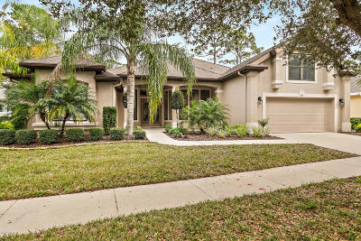 Palm Coast Single Family Home For Sale: 76 Osprey Circle
