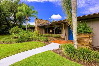 Volusia County Single Family Home For Sale: 2206 S Peninsula Drive