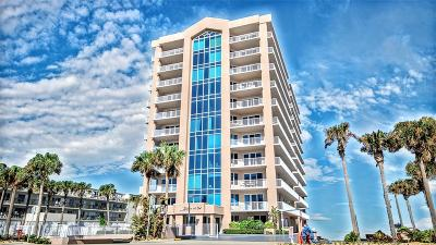 Daytona Beach Shores Condo/Townhouse For Sale: 3737 S Atlantic Avenue #103
