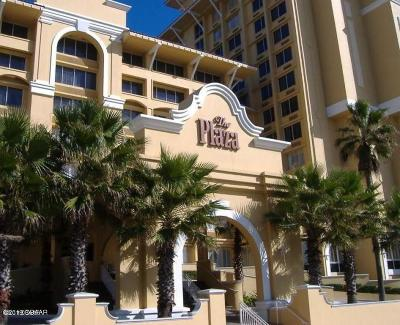 Daytona Beach Condo/Townhouse For Sale: 600 N Atlantic Avenue #520