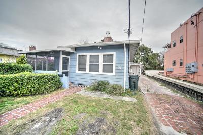 Daytona Beach Multi Family Home For Sale: 428 N Oleander Avenue
