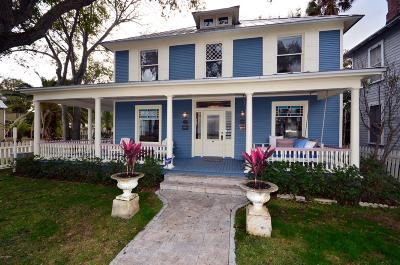 New Smyrna Beach Single Family Home For Sale: 426 S Riverside Drive