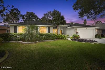Port Orange Single Family Home For Sale: 1065 Azalea Pointe Drive