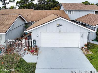 New Smyrna Beach Single Family Home For Sale: 35 Andrea Drive