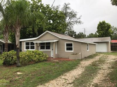 Daytona Beach Single Family Home For Sale: 1212 Carmen Avenue