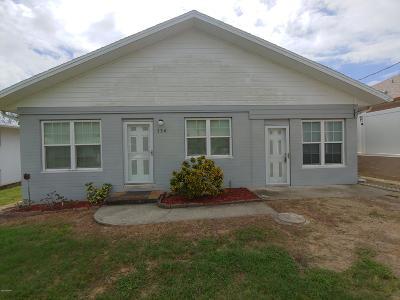Daytona Beach Single Family Home For Sale: 124 Lindley Road