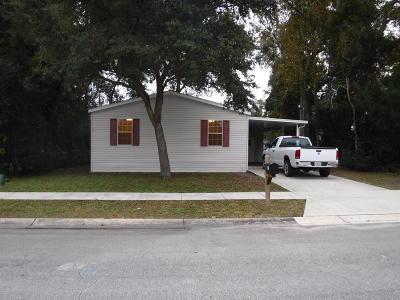 Daytona Beach Single Family Home For Sale: 1121 Yaupon Street