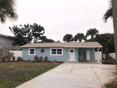 New Smyrna Beach Single Family Home For Sale: 16 Hillside Drive