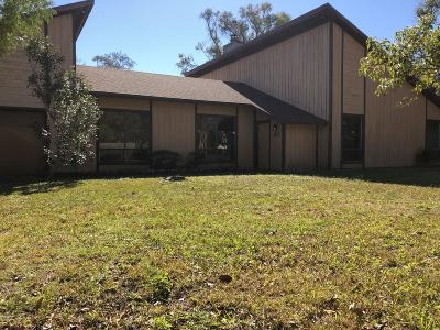 Tomoka Oaks Rental For Rent: 80 S St Andrews Drive
